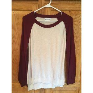 Olive + Oak Stitch Fix Ragland Sweater size Large